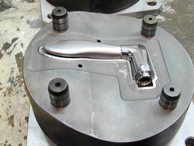 Mecanizado Moldes