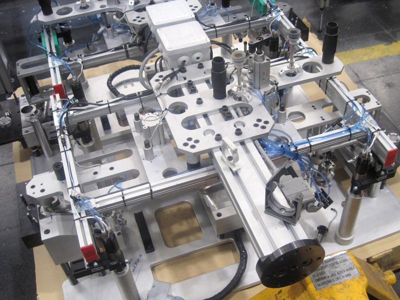 Útil para Robot inyectadora